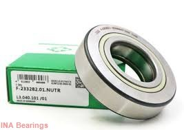 INA SL14 914 cylindrical roller bearings