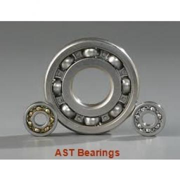 AST RW3ZZ deep groove ball bearings