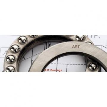 AST NJ252 M cylindrical roller bearings