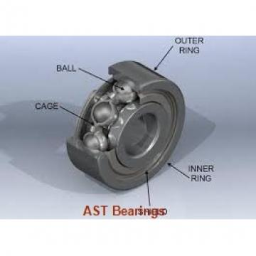 AST 6306ZZ deep groove ball bearings