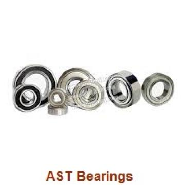 AST H71924AC angular contact ball bearings
