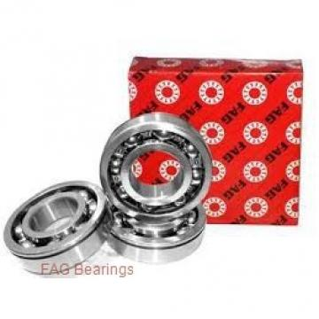 FAG 6214 deep groove ball bearings