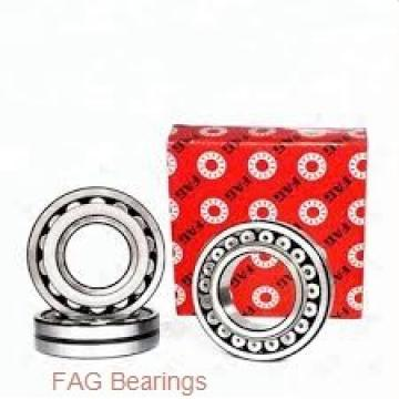 FAG B7009-E-2RSD-T-P4S angular contact ball bearings