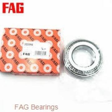 FAG 222SM115-TVPA spherical roller bearings