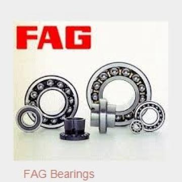 FAG B7009-E-T-P4S angular contact ball bearings