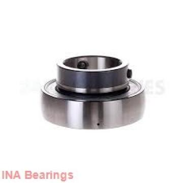 INA GE110-SW plain bearings