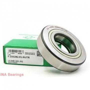 INA GAKL 14 PW plain bearings
