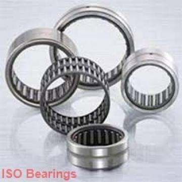 ISO 3307 angular contact ball bearings