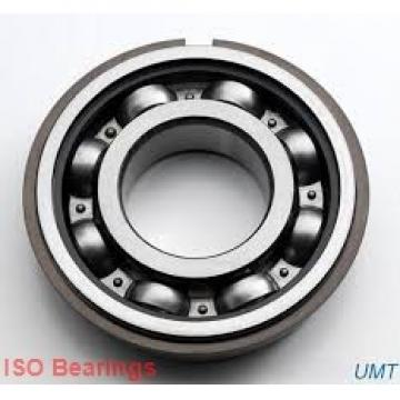 ISO 7218 A angular contact ball bearings