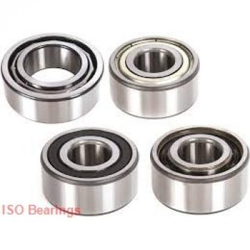 ISO NUP1017 cylindrical roller bearings