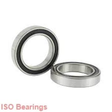 ISO NUP3317 cylindrical roller bearings