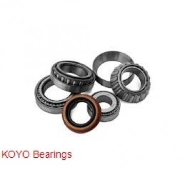 KOYO 7917CPA angular contact ball bearings