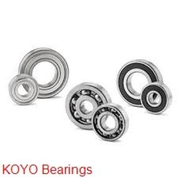KOYO LM78349/LM78310 tapered roller bearings