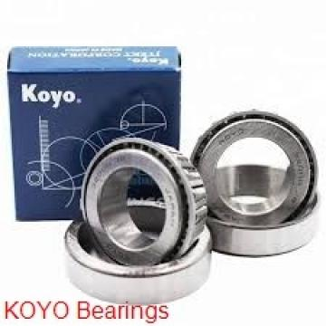 KOYO RPU465343A needle roller bearings