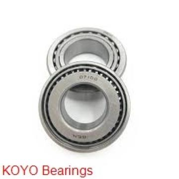 KOYO 63/32ZZ deep groove ball bearings