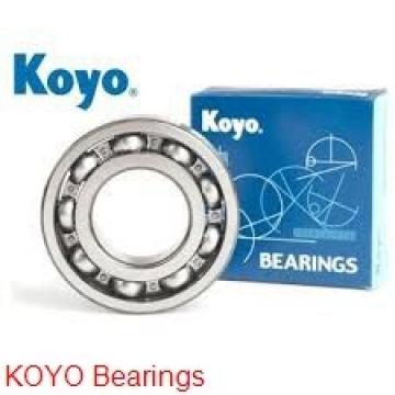 KOYO KJA075 RD angular contact ball bearings