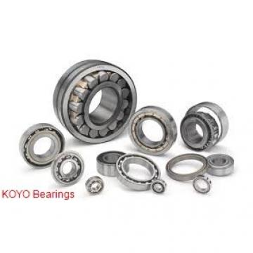 KOYO 49577/49520 tapered roller bearings