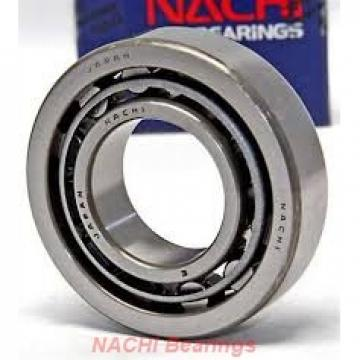 NACHI 7207CDT angular contact ball bearings